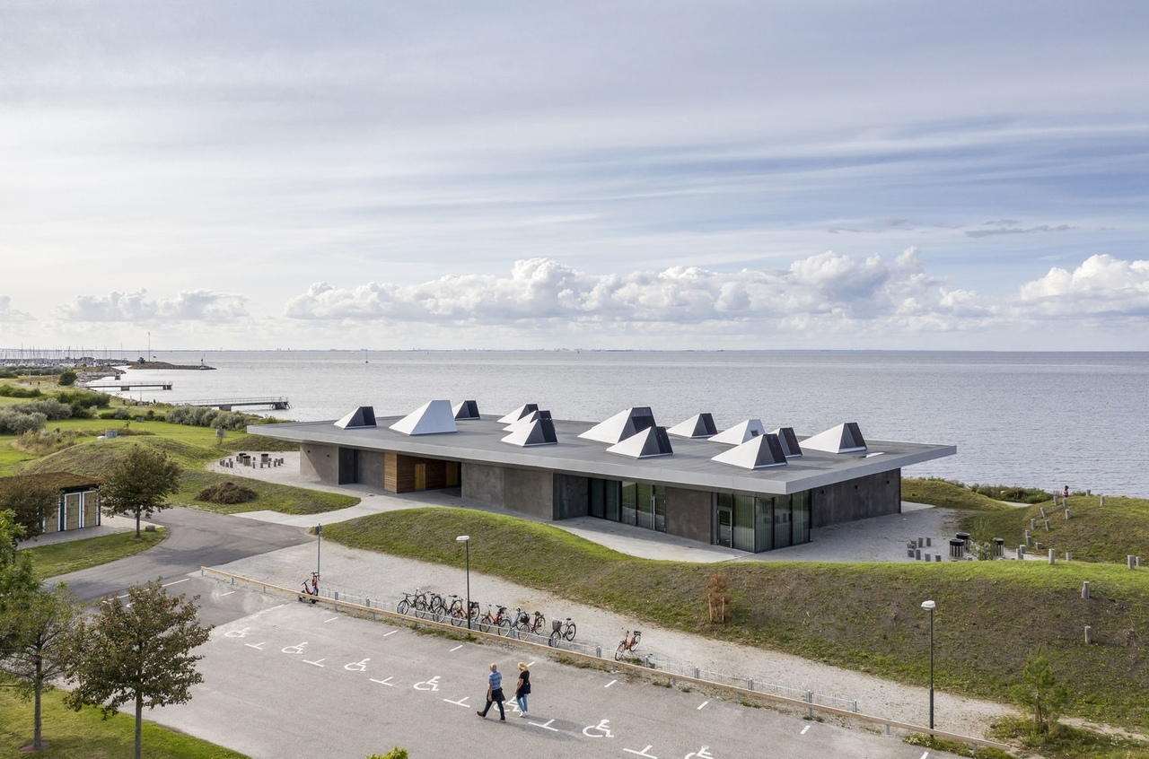 Marine Education Center / NORD Architects