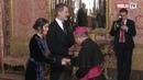 El elegante vestido de terciopelo que la reina Letizia ha recuperado | ¡HOLA! TV