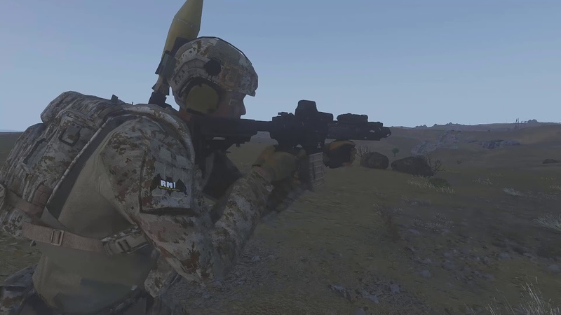 Arma 3 l Зевс от Афганора 2 l Пленный ГИГИЛовец