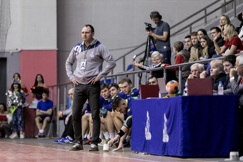 """Суперлига. Георгий Заикин: """"Отмене тренировок ребята обрадовались. Но надо же и вперед смотреть"""", изображение №3"""