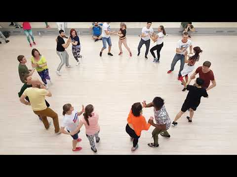RuedaMania 2019 - Р.Салазар (day 1, lesson 4)