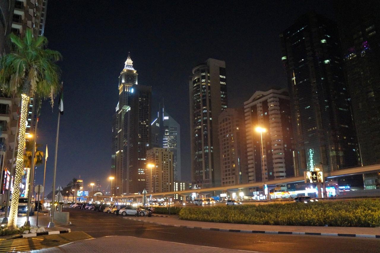 Что делать в Дубай