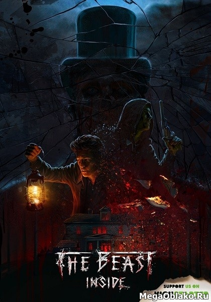 The Beast Inside (2019) PC | Repack от xatab