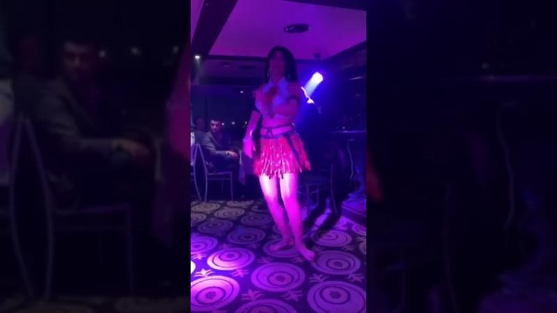Sahar Samara belly dance Seret El Hob - رقص شرقى