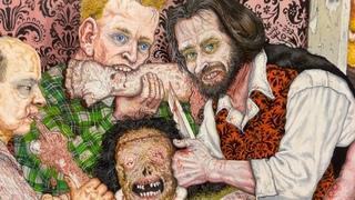 Museum Of Final Judgement (MOFJ)Pt2 Apocalyptic Art (Joe Coleman, Charles Manson, Kenneth Anger etc)