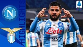 Наполи 5-2 Лацио | Серия А