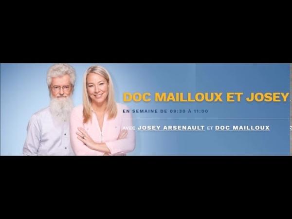 Doc Mailloux et Josey 14 février 2020 - Est-il difficile d'aimer les enfants de votre conjoint(e)?