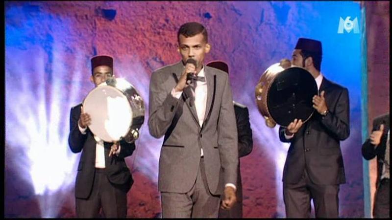 Stromae -alors en danse version instruments arabe