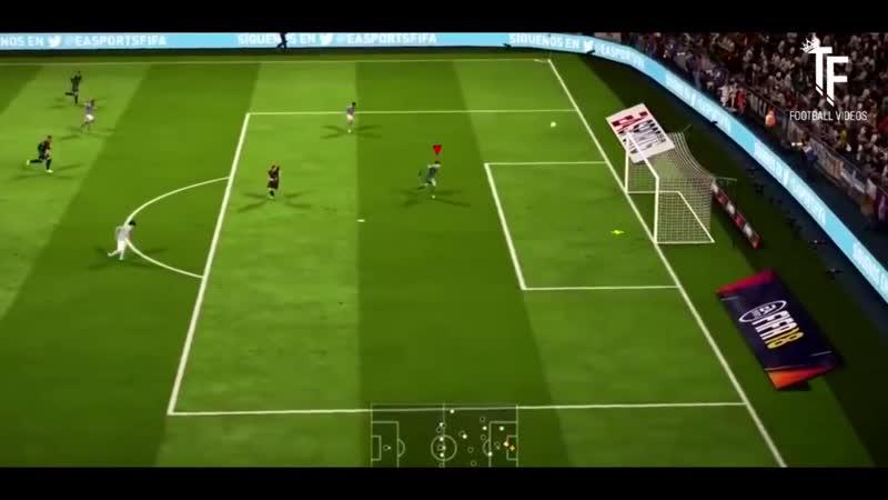 FIFA 18 - БАГИ, ПРИКОЛЫ, ФЕЙЛЫ(спорт лучше, чем порно секс видео)
