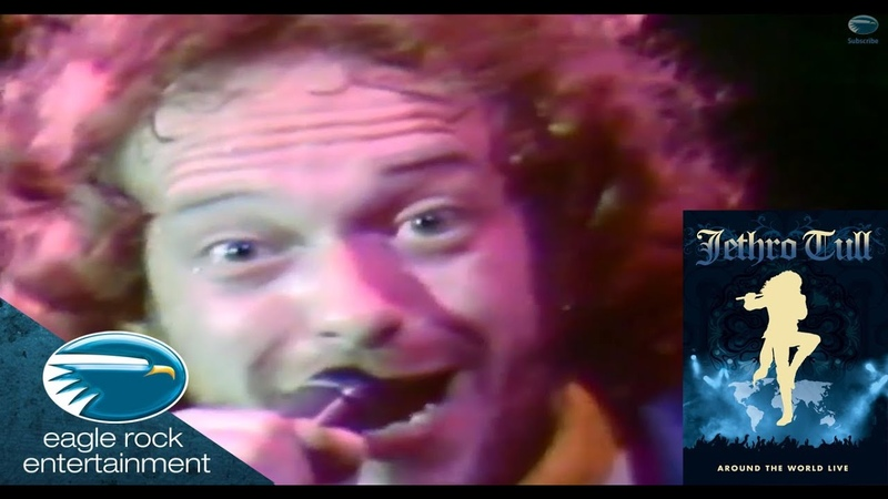 Jethro Tull Too Old To Rock n Roll Too Young To Die Around the World Live