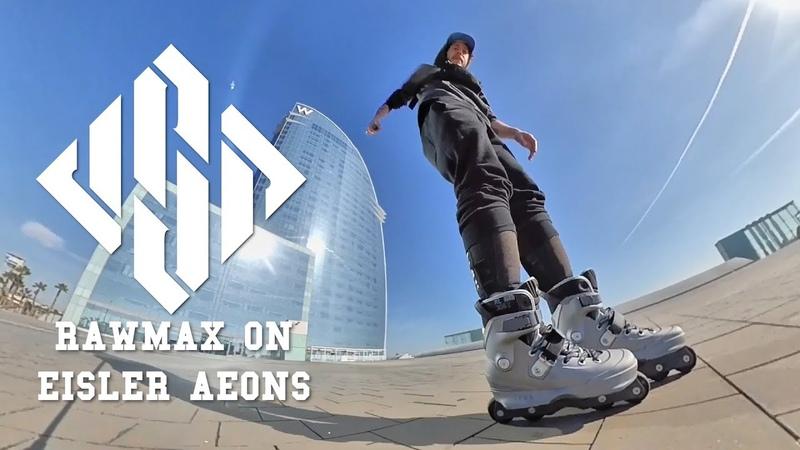 USD Aeon 60 Richie Eisler Pro skates Lomax' raw review