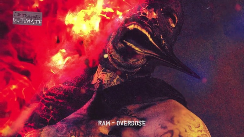 RAM Overdose альбом TRAUMATIX ULTIMATE 2019