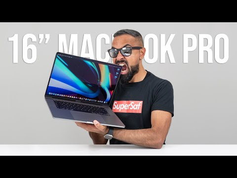 The Truth About the 16 MacBook Pro One Month Later