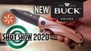 New Buck Knives at SHOT Show 2020: Return of the Buckmaster? - KnifeCenter Coverage