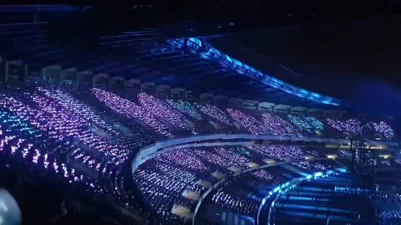 Still can't get over the fact that the army bombs did that for joonie, this is the prettiest I have ever seen
