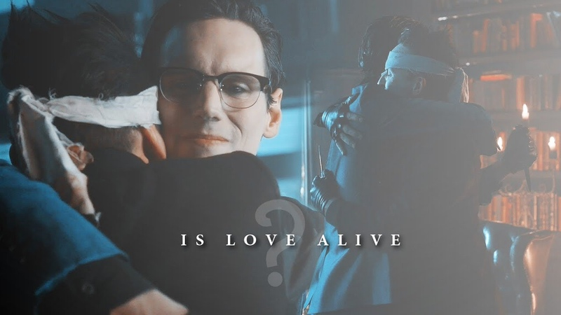 Edward Oswald Is Love Alive