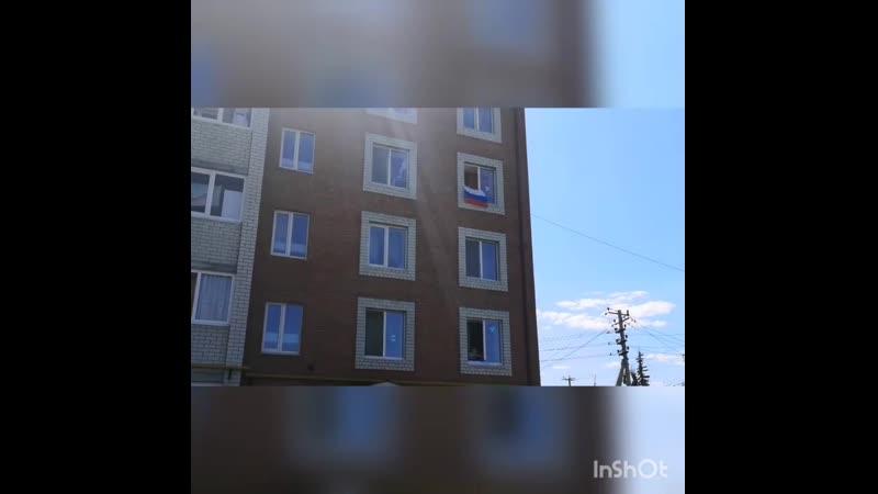 Катюша, двор по улице Лиственная 23а