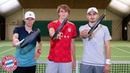 ThoMats 9   Tennis Challenge w Alex Zverev   Müller vs. Hummels