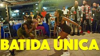 Projeto Batida Única - Kuduro Afro House || Festa em Angola