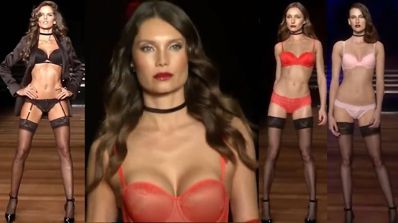 FASHION SHOW LINGERIE COLLECTION Sexy Models BIKINI SHOW ПОКАЗ НИЖНЕГО БЕЛЬЯ hot girl micro bikini