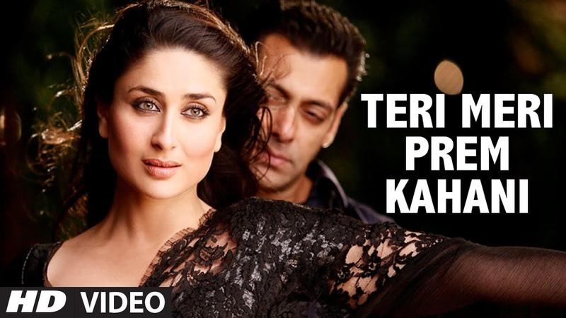 Teri Meri Prem Kahani Bodyguard Video Song Feat 'Salman khan'