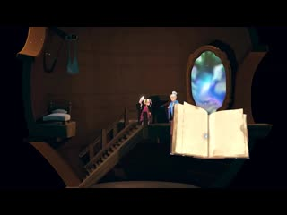 Lost Words: Beyond the Page - Stadia Launch  Game Overview Trailer
