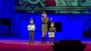 Диана Анкудинова Diana Ankudinova Артур 5 лет и Ильдар 2 года Рисуют мальчики войну