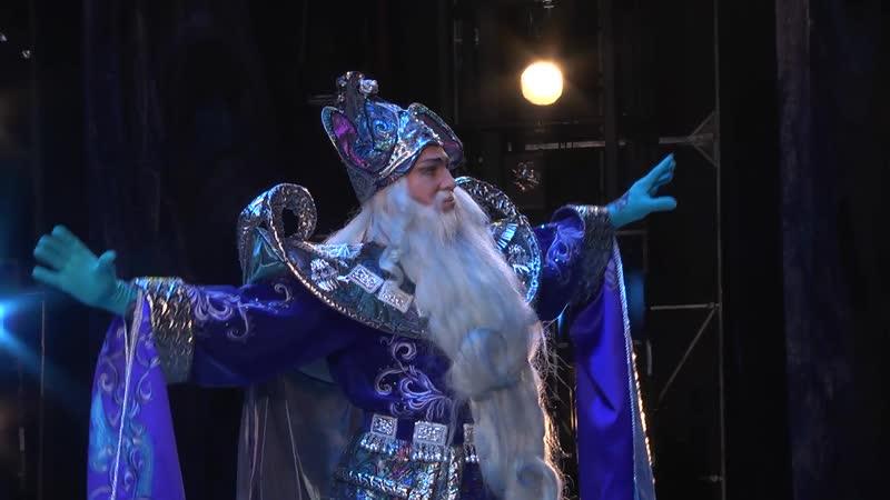 «Красавица Ангара» в Москве. «Видеть музыку», 2017