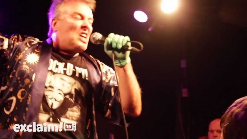 Jello Biafra and the Guantanamo School of Medicine John Dillinger LIVE from This Ain't Hollywood