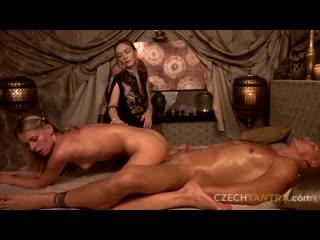 Belle claire tantric couple ritual. czech tantra. episode 4 [all sex, hardcore, blowjob, artporn]