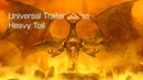 Universal Trailer Series - Heavy Toil (Remixed Heaven Hell - Orchestral, Electronic, Epic)