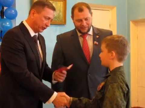 Брянковские кадеты Торжественное посвящение и будни ребят в нашем сюжете