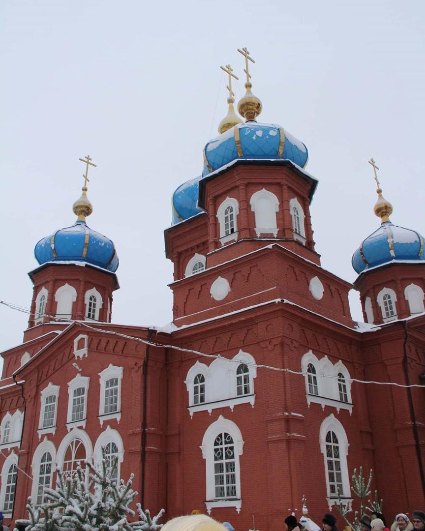 Расписание богослужений в храмах Петровского благочиния на Сочельник и Крещение Господне