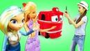 Куклы Сказочный Патруль, Леди Баг иБарби— Много игрушек— Сборник видео Охотники заигрушками