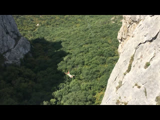 Roup jumping прыжок ласпи 80 м крым