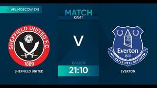 AFL19. England. Premier League. Day 18. Sheffield United - Everton.