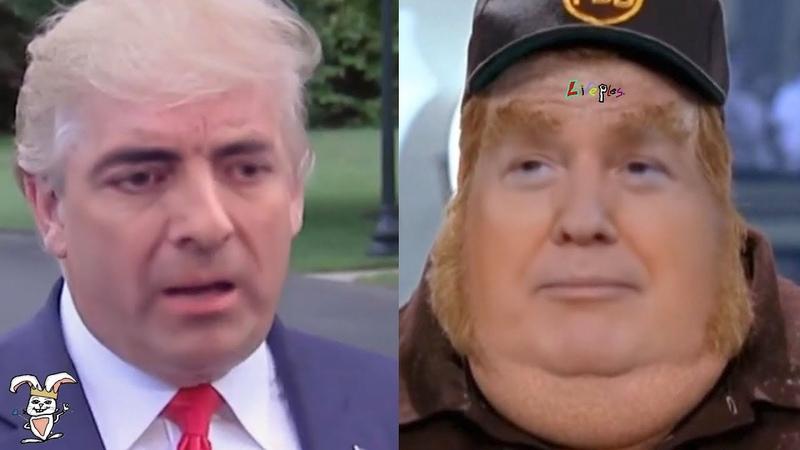 Funniest DeepFakes *Compilation* ! [Donald Trump, Michael Jackson, Keanu Reeves...]
