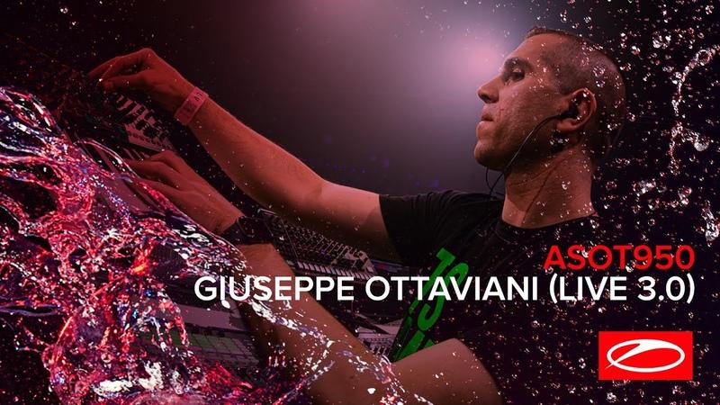 Giuseppe Ottaviani Live 3 0 live at A State Of Trance 950 Jaarbeurs Utrecht The Netherlands