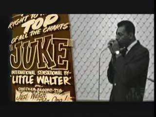 Little Walter RR Hall of Fame film (2008)