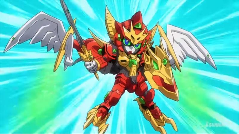 Gundam Build Divers Re:RISE - Valkylander ヴァルキランダー