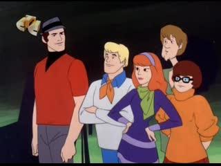 Scooby doo, where are you (1969-1970) s01e07 - never ape an ape man