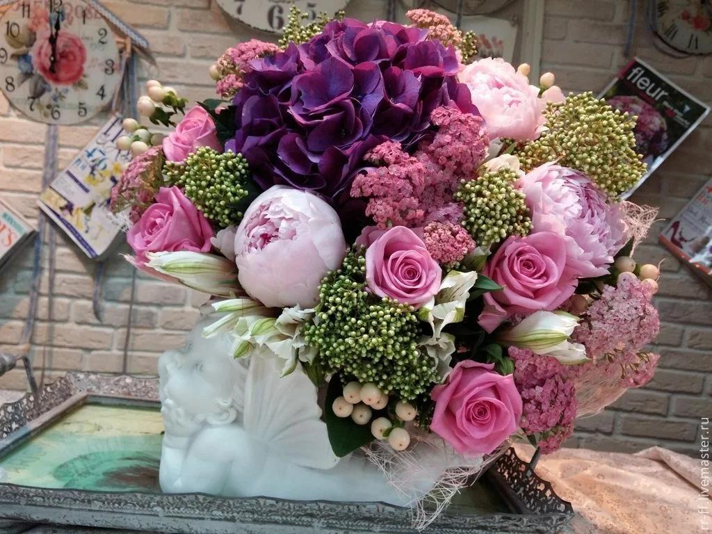 чтоб картинки с необычными цветами с днем рождения шторы для