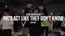 S.One Basic Class KRS One - MCs Act Like They Dont Know Justjerk Dance Academy