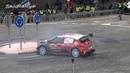 WRC RACC Catalunya 2018 HD BIG SHOW LOT OF MISTAKES