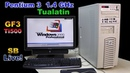 Pentium 3 Tualatin 1.4 GHz final build - RETRO Hardware