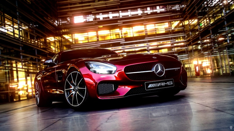 Mercedes Обои На Рабочий Стол