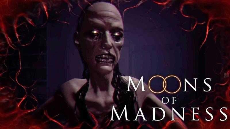 Moons of Madness | Новый КосмоХоррор! | Геймплей и Прохождение Первого Часа Игры!