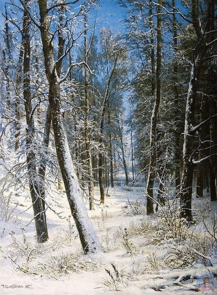 25 декабря родился Иван Иванович Шишкин (1832-1898) - выдающийся русский художник-пейзажист, живописец, рисовальщик и гравёр-аквафортист. Представитель дюссельдорфской художественной школы.