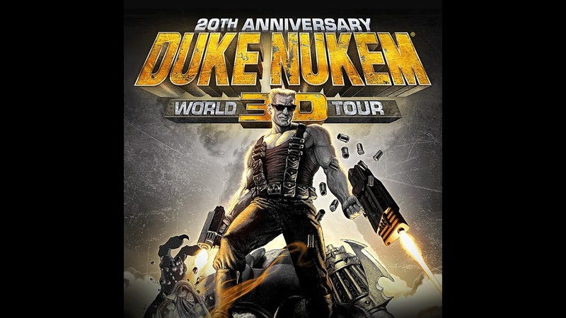 Duke Nukem 20th Anniversary World Tour E4M11 Прохождение на Выкуси