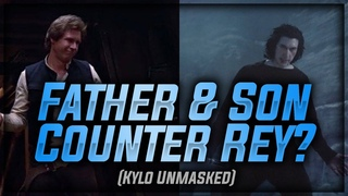 Kylo Unmasked & Han Counter Legend Rey! Father & Son How Touching | Star Wars: Galaxy of Heroes
